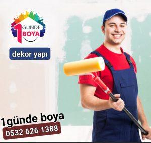 #beşiktaş semtinde profesyonel ev boya badana