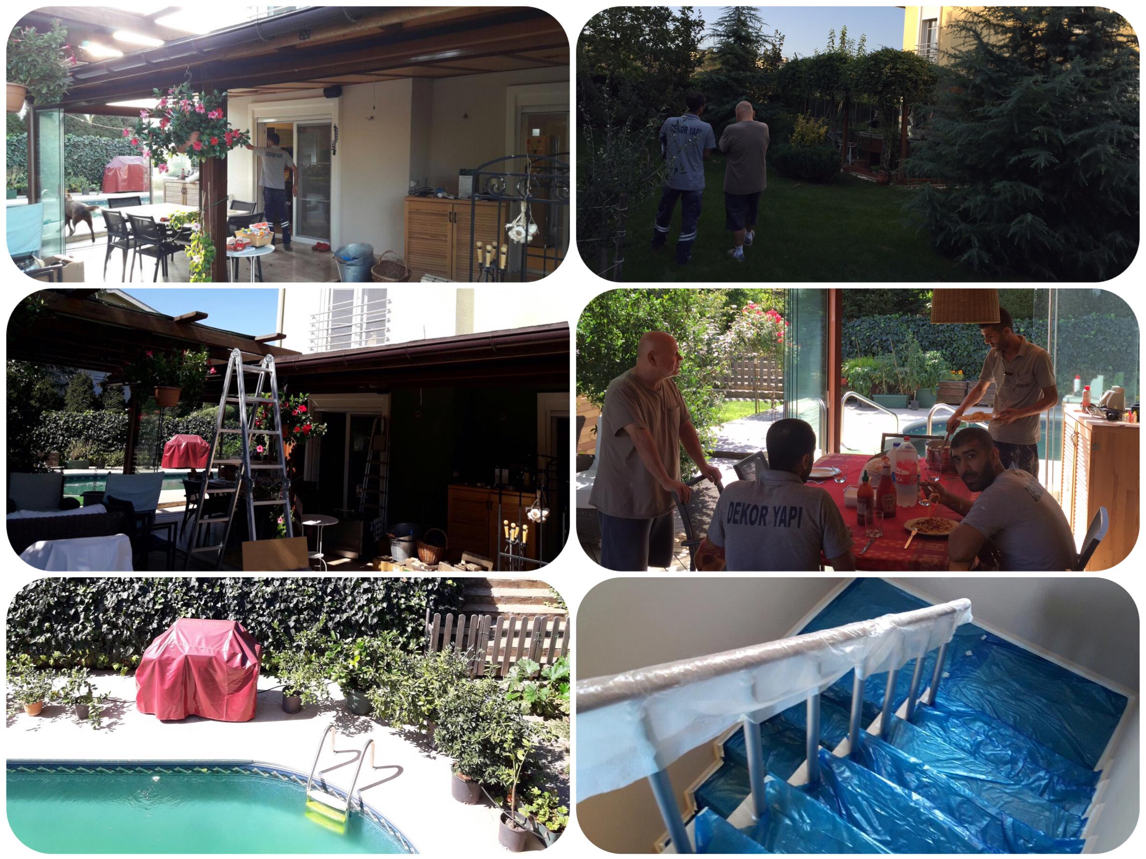#Beykoz villa boyamak bizim işimiz