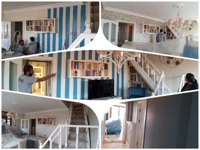 İstanbul ev boyama hizmeti veren firmalar
