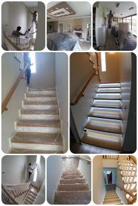 Professional paint house