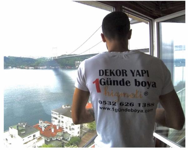 İstanbul'da güvenilir iyi kalitedeboyacı ekibi